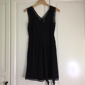 Vero Moda Black Lace Dress